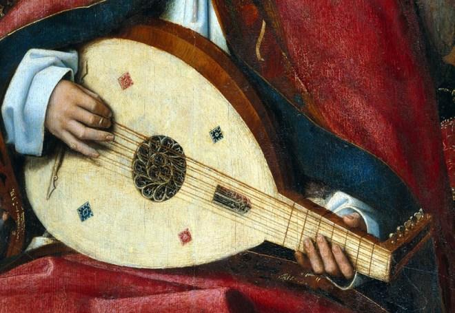retable d'Evora (Portugal), v.1490