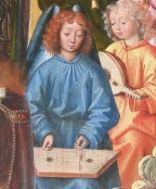 Master_of_the_St_Lucy_Legend_-_Mary,_Queen_of_Heaven_(detail_upper_right_angels)_-_c._1480_-_c._1510 (2)
