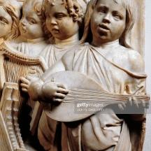 Cantoria de Luca de la Robbia, 1438 - Florence
