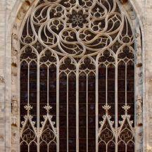 Duomo Milano - Nicolo di Bonaventura and Filipino degi Organi da Modena, 1390 - 1402.