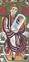 Psautier de Cantorbéry, British Library, VIIIe siècle