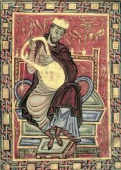 Psautier d'Egbert - vers 980